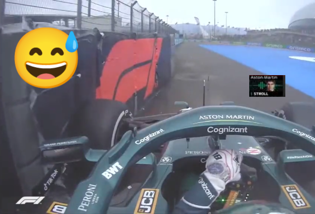 VIDEO: Funny Team Radio Between Lance Stroll And His Engineer