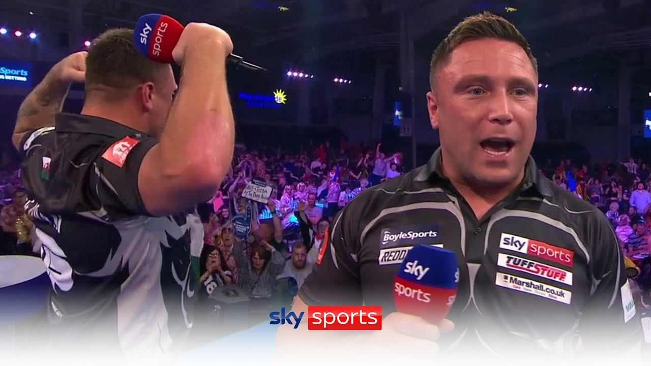 """Gerwyn Price FURIOUS: """"The Crowd Is Absolutely Pathetic"""""""